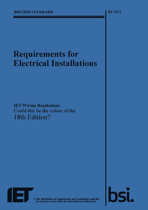 Pleasant 18Th Edition Of Bs7671 Iet Wiring Regulationstesla Technical Training Wiring Digital Resources Funapmognl